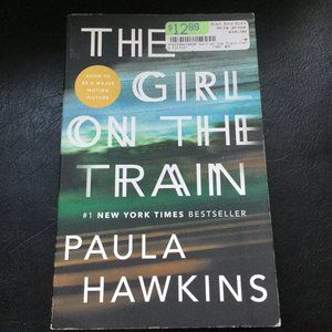 Other - The Girl On The Train Paperback 1st edition